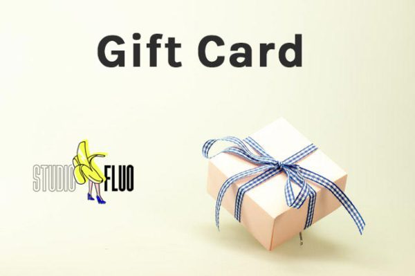 Gift Card StudioFluo