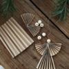 kerstdecoratie uit papier