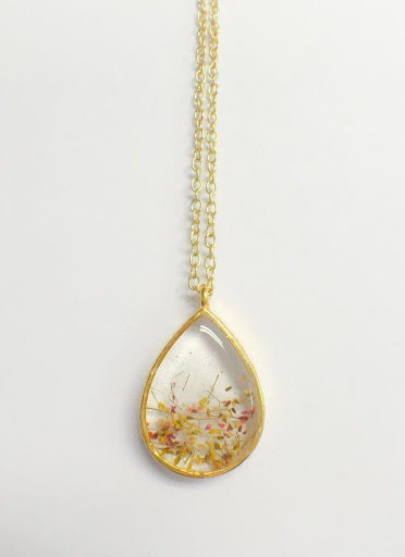 juwelen in hars